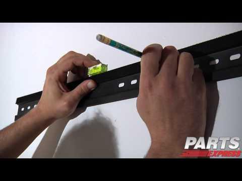 Dayton Audio Hanger Style TV Mount Installation