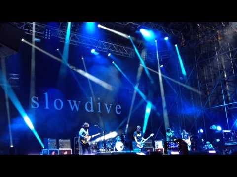 Slowdive - Machine Gun @ Primavera Sound Barcelona 2014