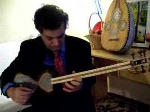 Art Traditional Iranian Music: Chahar Mezrab Mahoor:taherzad video