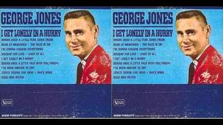 Watch George Jones Loves Gonna Live Here video