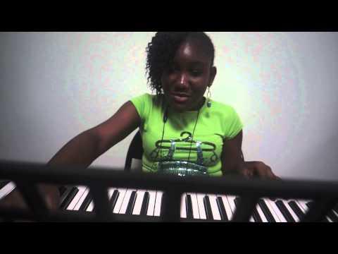 Grace : Mal voyante & bien chantante (Pointe Noire - Congo)