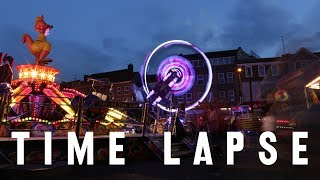 How shutter speed affects time lapse