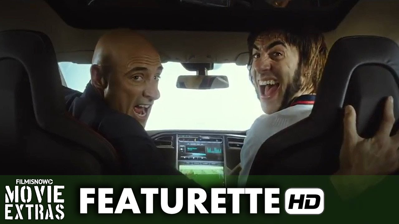 The Brothers Grimsby (2016) Featurette - All Wet
