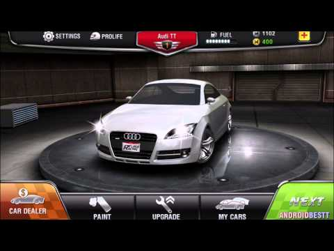 Drag Racing Real 3D Android Gameplay HD