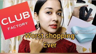 Beware#Worst😫 shopping from Club factory
