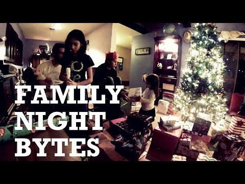 Family Night Bytes - December 23 & Christmas Eve 2014