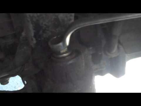 Ремонт и замена шарнира Nissan Primera (Ниссан Примера) Видео