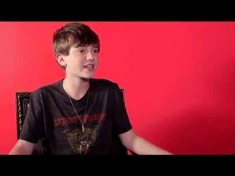 greyson chance hold on til the night (Enchancer music video)