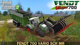 Farming Simulator 17 FENDT 700 VARIO SCR MR TRACTOR