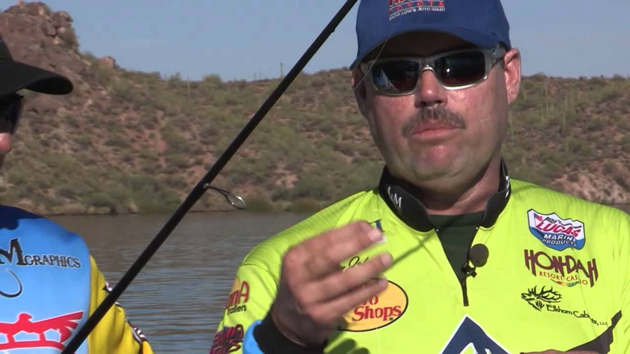 Fishing with Johnny Johnson   Saguaro Lake  AZ   with Jon  Scooter  Griffith   August  2015