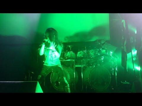 Arch Enemy - Intro/War Eternal/Ravenous @ QMU Glasgow Scotland 21/12/2014