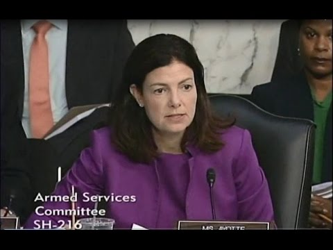 Ayotte Questions Top Navy and DOD Officials on Asia Pacific Maritime Strategy
