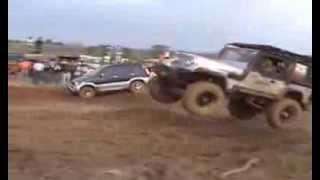 Video Daihatsu Terios ~ CJ5 vs Terios 4x4   Curataquiche