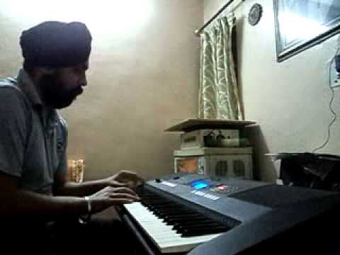 Sayiyan Naino Ki Bhasha Samjhe Na Playing Song On Keyboard With...