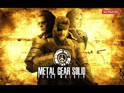 Metal Gear Solid: Peace Walker Part 39-Coldmans First Target