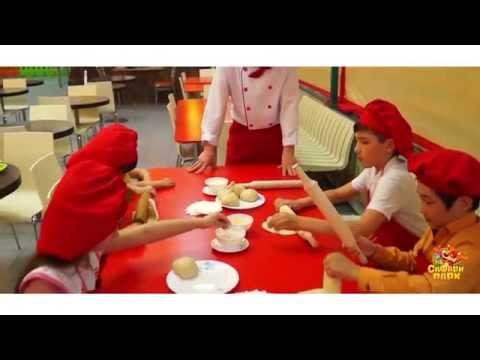 Мастер класс по изготовлению пиццы в Сафари Парк Саратов