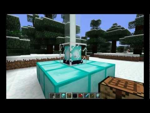 Minecraft 1.4 - Como Usar El Beacon!