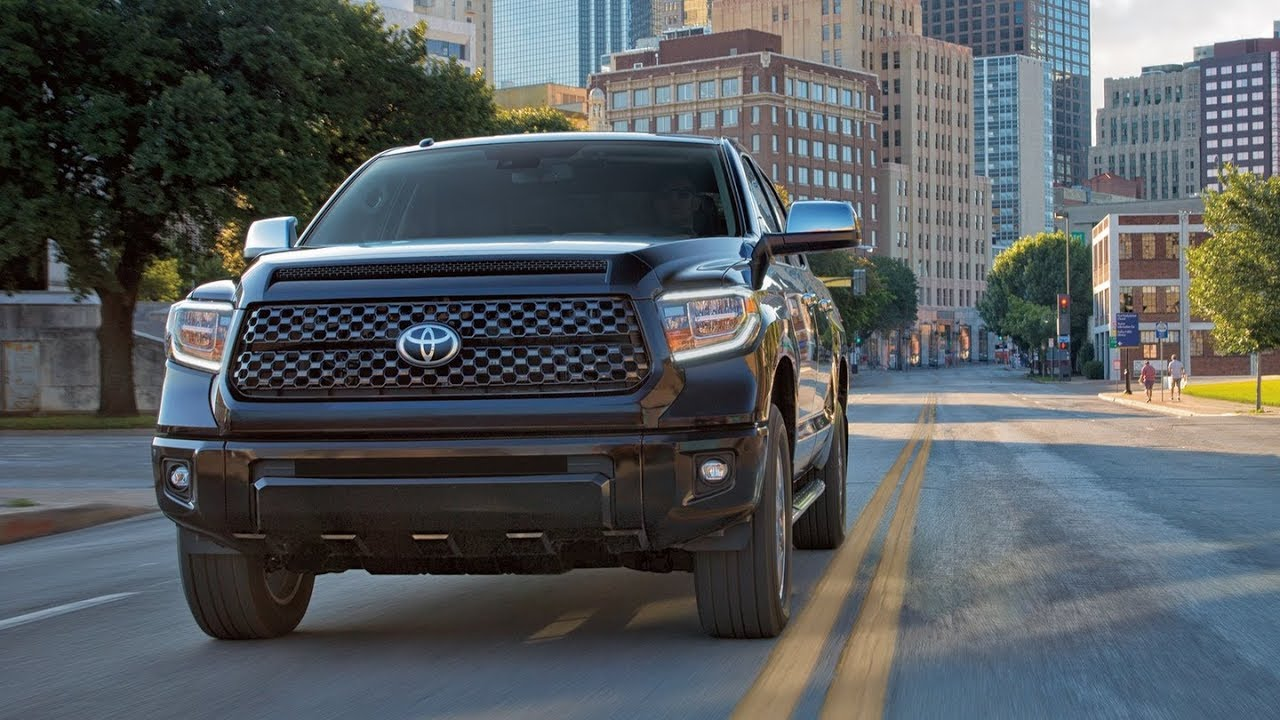 Toyota Tundrasel Redesign Interior Exterior Update Youtube