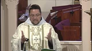 Homilia - 2015/05/01 - el P. Anthony Mary