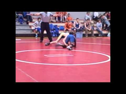 West Caldwell High School Wrestling- Grant Barnette .mp4