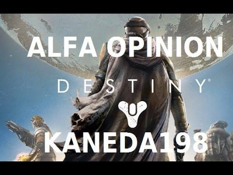 Destiny Alfa Español: Nuestra opinión.