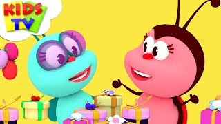 Hello My Friend, Let's Play Together | Songs For Babies | Kindergarten Cartoons by Kids TV