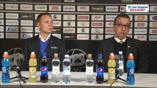 26.11.2016 TPS–Tappara AfterGame Show