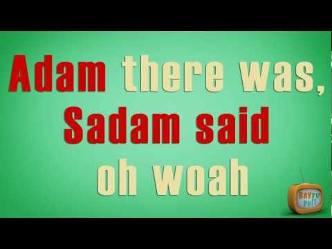 GANGNAM STYLE   in ENGLISH Lyrics (Open Condom Star)
