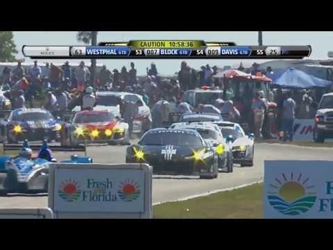 2014 Sebring Race Broadcast - Part 1