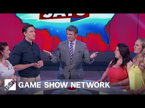 4th of July | America Says | Game Show Network