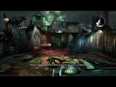 Joker - FINAL BOSS FIGHT - Batman Arkham Asylum