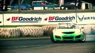 2010 Formula Drift Throwdown - DMac takes 3rd at Evergreen Speedway