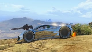 Ultimate Vehicle Mods! (GTA 5 Mods Funny Moments)