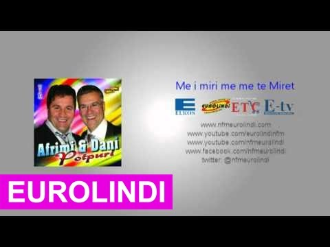 Dani & Afrimi - Udha E Mbare Moj Bija Jone (eurolindi & Etc) video