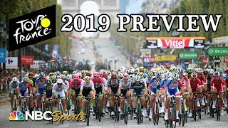 Tour de France 2019 Preview: Contenders, Favorites and Stage Analysis | NBC Sports