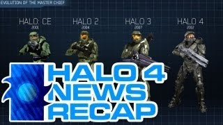 Halo 4 News - News Recap for Oct 20_ Infinity Vidoc, Scanned Trailer, Community Evolved