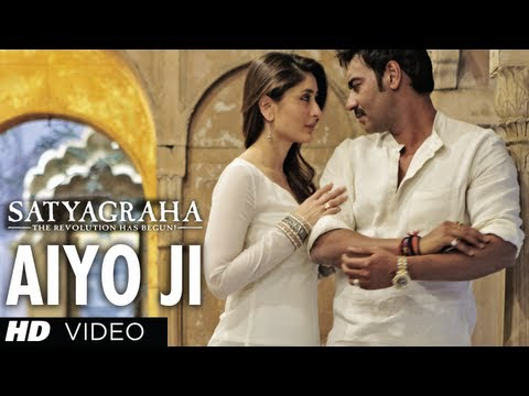 Aiyo Ji Satyagraha Video Song | Ajay Devgan, Kareena Kapoor video