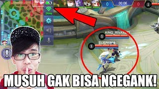 CHEAT MOBILE LEGENDS SEMUA MUSUH KELIATAN DI MAP! - Mobile Legends Indonesia