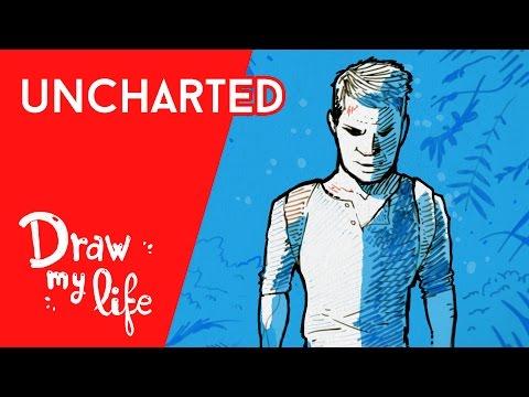 La historia de Nathan Drake (Uncharted) - Draw My Life
