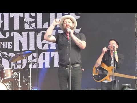Nathaniel Rateliff & The Night Sweats - S.O.B. (Live BST Hyde Park - London July 2017)
