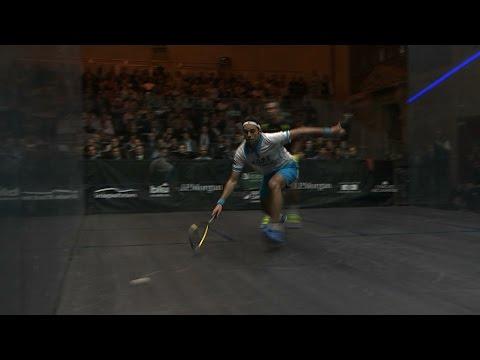 Squash: Quick Hit! EP156: Elshorbagy v Shabana : Tournament of Champions 2015
