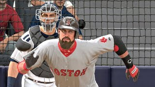 """RED SOX DEBUT!"" MLB The Show 18 Jack Hammer Road to The Show Shortstop Red Sox S2EP1 MLB 18 RTTS"