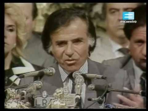 81 - La presidencia de Menem (1989 - 1999) Política (Canal Encuentro)