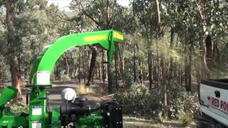 Red Roo 1260 Woodchipper