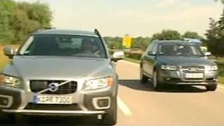 Audi A6 Allroad vs. Volvo XC 70 Motorvision vergleicht die e