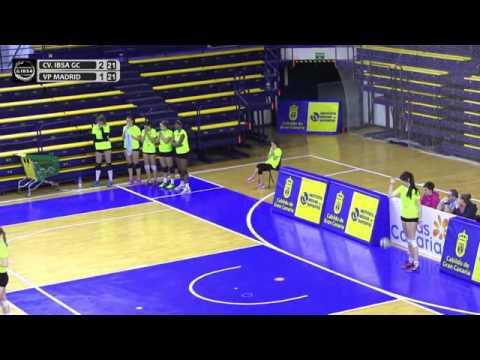 Belly Meñana  - SUPERLIGA España -  IBSA vs VP MADRID (15/16)