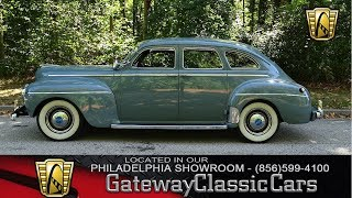 1940 DeSoto Custom, Gateway Classic Cars Philadelphia - #197