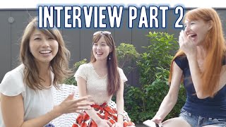 """Do you feel more Japanese or American?"" 
