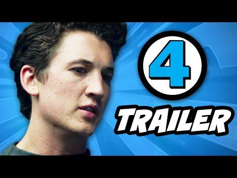 Fantastic Four Trailer Breakdown