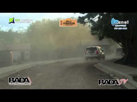 Ruta 5 Rally Frontera Aventura RD 2015